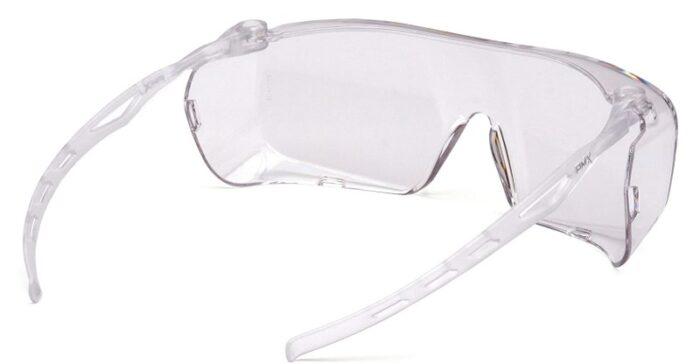 gafas de seguridad industrial para sobreponer pyramex cappture